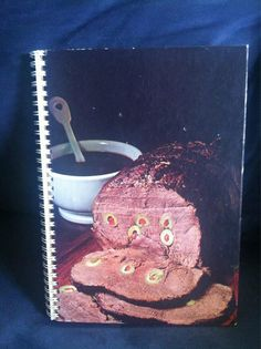 Where's the Beef?  Blank Book by Merrittorious on Etsy, $12.00