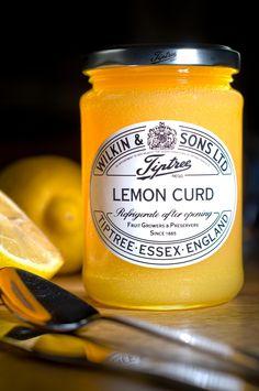 for tea or breakfast, love lemon curd