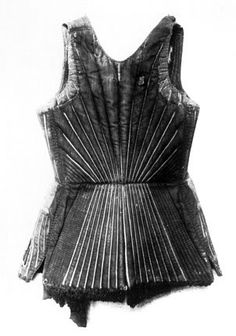 Arming doublet of the 15th century -- myArmoury.com