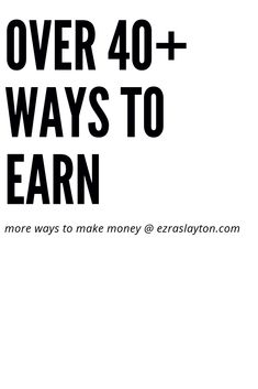 how to make money even if you're broke #makemoneyonline