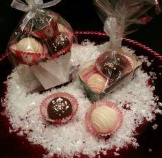 Christmas Cake Balls #AllForCake