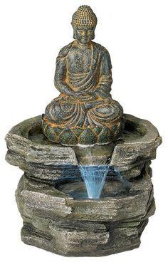 Sitting Buddha Fountain by Universal Lighting and Decor, http://www.amazon.com/dp/B002NTS68Y/ref=cm_sw_r_pi_dp_JDhXrb0WDCK31