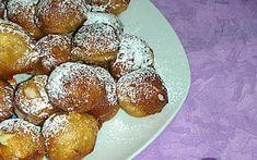 Frittelle alla crema - Castagnole catanesi