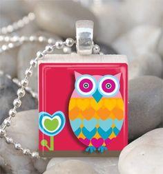owl pendant #owl