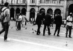 Piazza Duomo Milano 2012