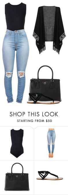 """""""Movies"""" by alexanderbianca ❤ liked on Polyvore featuring Maison Margiela, Prada and Sole Society"""