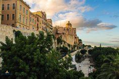"""The amazing Cagliari's """"terrapieno""""."""
