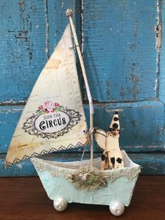 Join the Circus Boat - OOPS - SALE