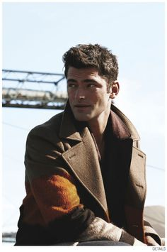 Sean OPry Dons Fall Outerwear for Details October 2014 Issue image Sean OPry Details Fashion Editorial October 2014 003