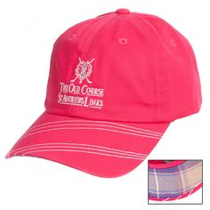 bbe37c74338 Part of the St Andrews Links Tartan Collection