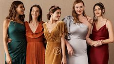 Unique Mix and Match Bridesmaid Dresses - BHLDN
