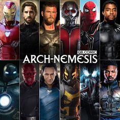 Superheroes & Supervillains