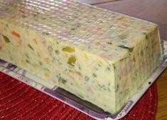 Vaječná tlačenka s vůní láku z okurek recept - TopRecepty.cz Butter Dish, Pizza, Jar, Cheese, Dishes, Easter, Cooking, Kitchen, Food