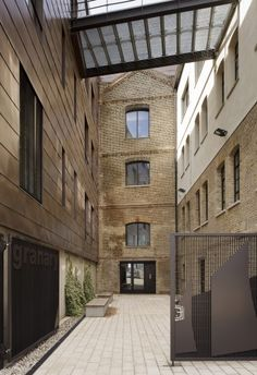 The Granary / Pollard Thomas Edwards Architects | ArchDaily