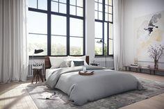 Modern & dreamy industrial home Daily Dream Decor