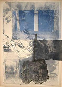 Robert Rauschenberg, Drifts (Foster Cat. #69), 1969