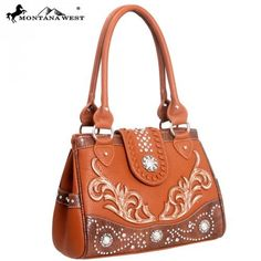MW89-8036 Montana west Western Concho Collection Handbag
