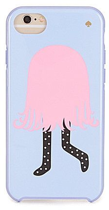kate spade new york Make Your Own Monster iPhone 7 Case with Stickers
