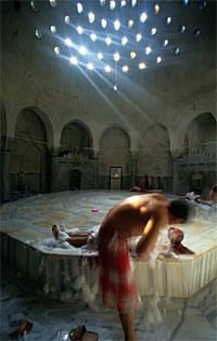 Hammam light - http://turkey.mycityportal.net