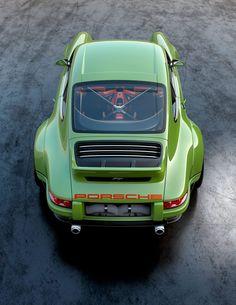 The Latest Singer-Modified Porsche 911 Boasts 500HP, Development Dream Team via Petrolicious More cars here.