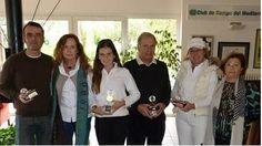 María Iglesias se adjudica el Trofeo de golf contra el cáncer I Colegio San Cristóbal