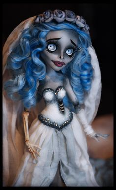 Emily The Corpse Bride by Clockwork_Angel