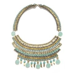 Suzanna Dai Bahia Necklace ($395) ❤ liked on Polyvore