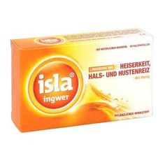 Isla Ingwer Pastillen Medical Packaging, Cosmetic Packaging, Food Packaging, Packaging Design, Branding Design, Label Design, Box Design, Carton Design, Catalog Design