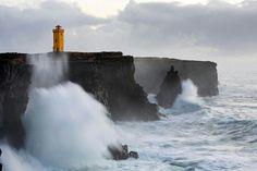 Acantilados de #Islandia #Iceland