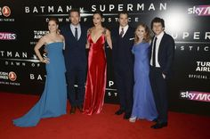 Pin for Later: Wonder Woman Was the Real Red Carpet Winner at the Batman v Superman UK Premiere The Cast
