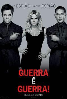 Guerra é Guerra | País: EUA | Gênero: Comédia, Ação | Duração: 98 min. | Lançamento Nacional: 16/03/2012 | Distribuidor: 20th Century Fox