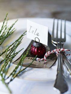 Dicas para decorar a mesa da ceia de Natal