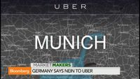 uber outlawed germany