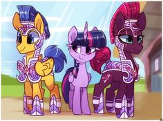 So I had this cute little idea of Tempest becoming captain of Twilight's royal guard (and her assembling the royal guard itself). Captain of Twilights Royal Guard My Little Pony Cartoon, My Little Pony Drawing, My Little Pony Pictures, Mlp Twilight, Princess Twilight Sparkle, Rainbow Dash, Fluttershy, Crystal Ponies, Princesa Celestia