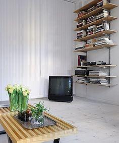 more shelves