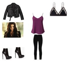 Designer Clothes, Shoes & Bags for Women Vampire Diaries Costume, Vampire Diaries Outfits, Edgy Outfits, Cute Outfits, Fashion Outfits, Shoping Cart, Katherine Pierce Outfits, Girl Advice, Character Inspired Outfits