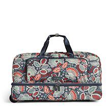 e692d68b5658 See more. Nomadic Floral- Lighten Up Large Wheeled Duffel Bag Vera Bradley  Duffel Bag