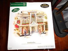 Christmas Collectible Department 56: Dept 56 Christmas In The City Lenox China Shop Nib -> BUY IT NOW ONLY: $66.5 on eBay!