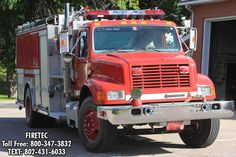 Firetec Used Apparatus Sales - 2001 International 4900 with E-One/ Emergency One fire body. Pumper Tanker with Hale pump and 1500 gallon poly tank. Call or Text Fire Trucks For Sale, Poly Tanks, Fire Apparatus, Evening Sandals, Fire Department, Boys, Girls, Pump, Age