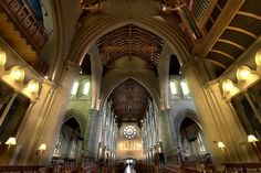 Christchurch Cathedral, located in the heart of Christchurch, New Zealand, is an Anglican cathedral, a historic landmark, and a national treasure.