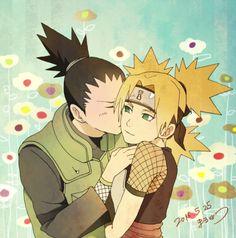 Shikamaru and Temari Anime Naruto, Sarada Uchiha Manga, Naruhina, Naruto And Shikamaru, Shikadai, Shikatema, Naruto Cute, Naruto Couples, Naruto Girls