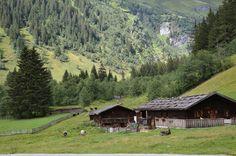 Valsertal near Steinach am Brenner