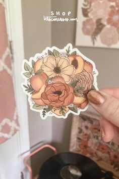 Traditional Art, Cute Stickers, Painting & Drawing, Underarm, Water Bottles, Peach, Paintings, Free Shipping, Cars
