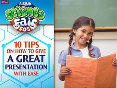10 Tips on How to Give a Great Presentation With Ease!