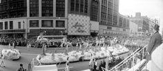 Hudson's Thanksgiving Parade.  My favorite.