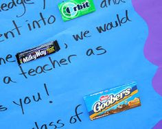 Bunches and Bits: Teachers Appreciation 2012 - Day One