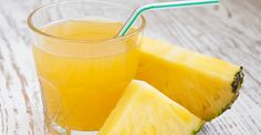 Did you know that pineapple juice is 500% more effective at helping you to stop coughing than cough syrup is? Well, it's true, and it's all on account of the fact that fresh pineapples contain a substance known as Bromelain; a specific type of enzyme that has anti-inflammatory characteristics which can combat infections and eradicate bacteria.