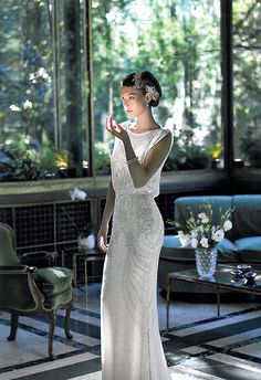 Jenny Packham 'Esme' in Vogue Sposa