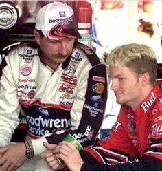 Dale Earnhardt & Dale Jr.