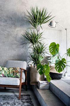 Ближе к природе: как украсить дом цветами7